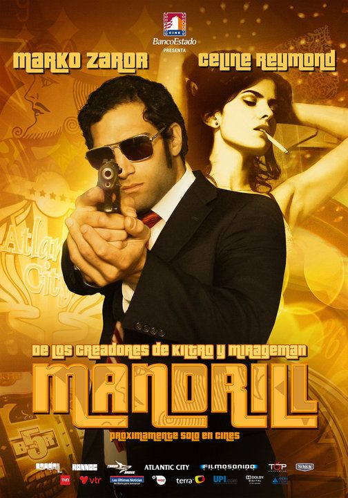 Mandrill    -Spanish-
