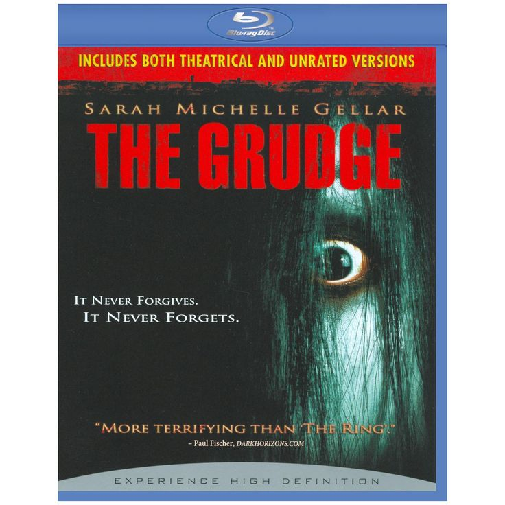 The Grudge (Unrated) (Blu-ray)