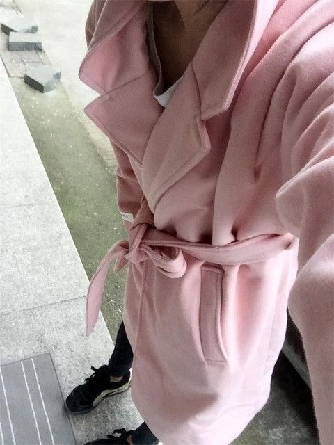 2017 Women Spring Winter Coats Jackets Thick Long Poncho Coats Belt Oversized High Quality Winter Quilt Long Coat Manteau Femme