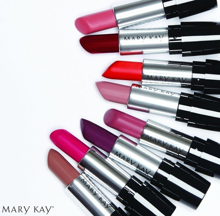 Mary Kay Gel Semi Matte Lipstick is available in 8 shades