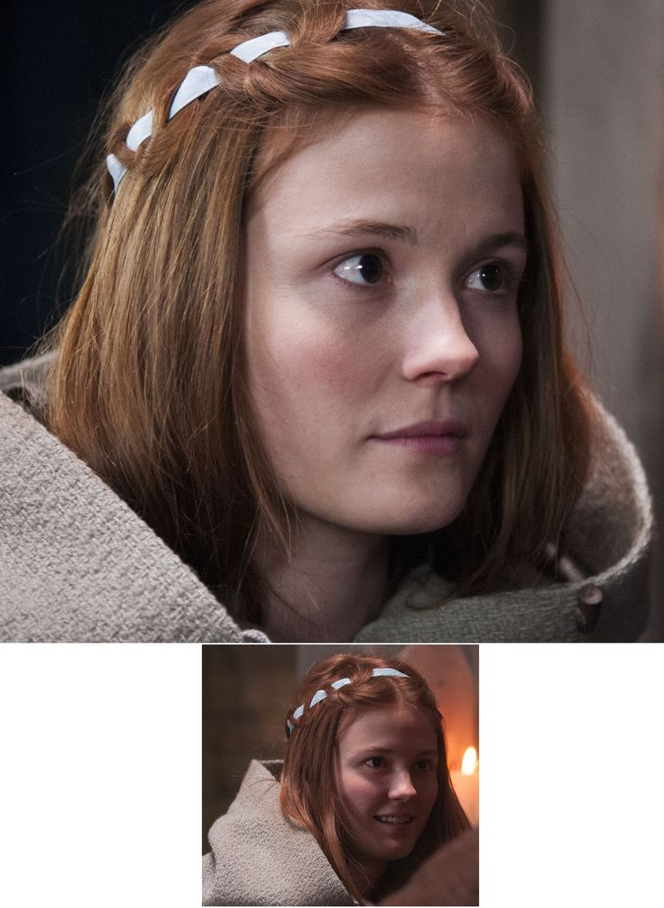 Amy Wren as Mildrith. The Last Kingdom (TV series). Set in the late 9th century AD, when England was divided into seven separate kingdoms. https://en.wikipedia.org/wiki/The_Last_Kingdom_(TV_series)