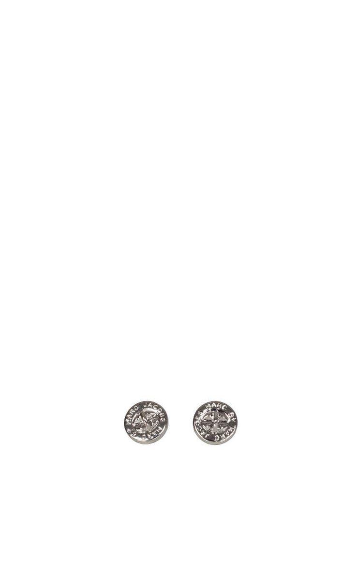 Örhänge Turnlock Studs SILVER - Marc by Marc Jacobs - Designers - Raglady