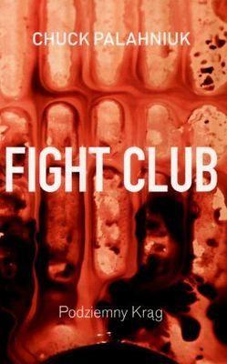 Okładka książki Fight Club. Podziemny krąg