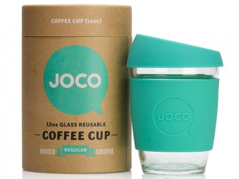 Black Joco Cup | an Eco Friendly Travel Mug- coffee shop in Squamish Carries them