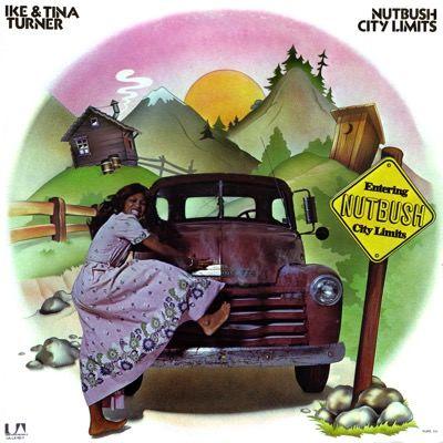 Ike & Tina Turner - Nutbush City Limits (Front Cover)