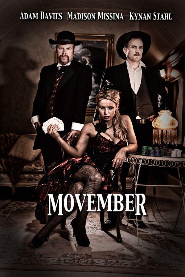 Movember Promo Poster Shoot 2012