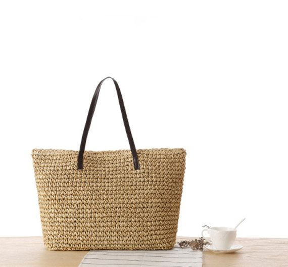 64 best Straw bags images on Pinterest