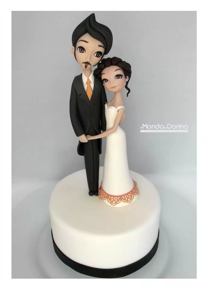 fondant wedding cake toppers tutorial 1869 best images about fondant and fondonts on 14388