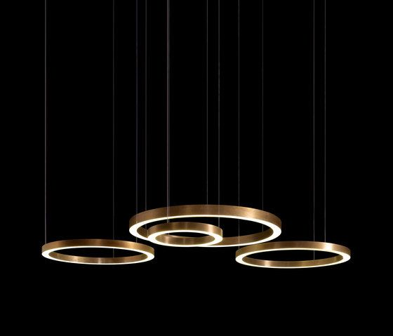 Light Ring Horizontal by Henge | LED-lights | Suspended lights