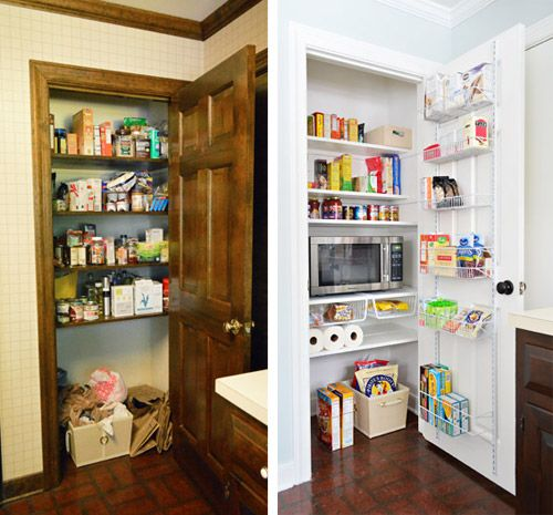 Best 20 Open Pantry Ideas On Pinterest: 124 Best Images About Pantry On Pinterest
