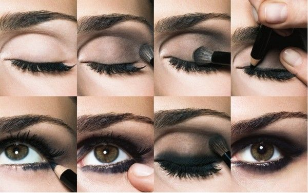 How To Get The Smokey Eye