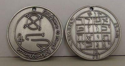 JOSEPH SMITH JUPITER TALISMAN MORMON SILVER  coin