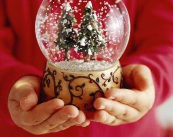 Snow Globe: Water Plants, Christmas Time, Digital Snow, Snow Globes, Globes Wat, Globes Hold, Globes Holidays, Snow Ball, Water Globes