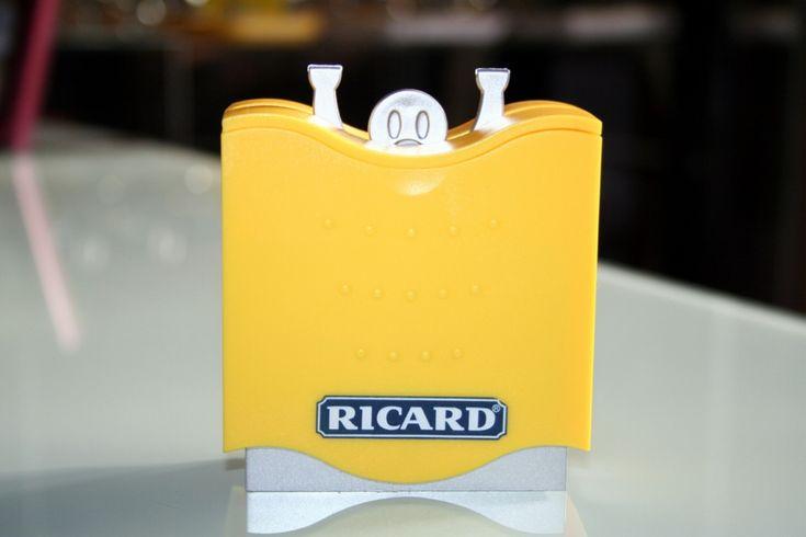 ricard | RICARD : distributeur de cure-dents