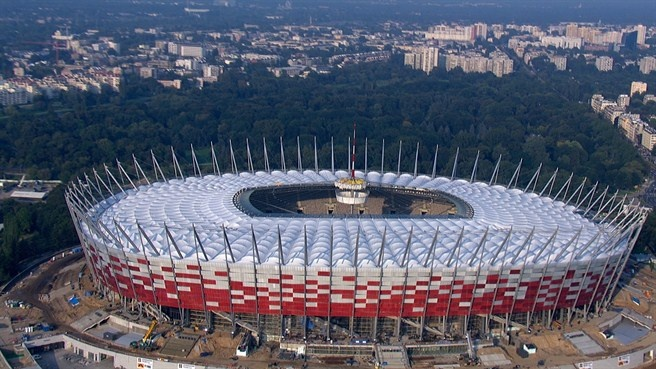 QF - CZE vs POR (National Stadium Warsaw)