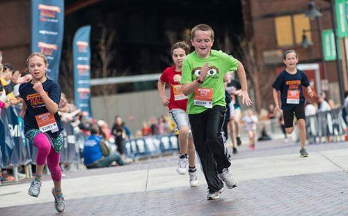 How to Get Kids Into Running - Runner's World