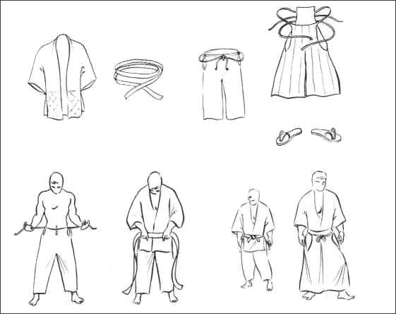 Keikogi, clothing link : http://www.hellenicaikido.gr/img/clothing/clothes.gif