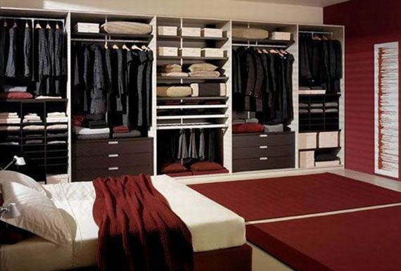 68 best images about cupboard space on pinterest built - Wardrobe interior designs for bedroom ...