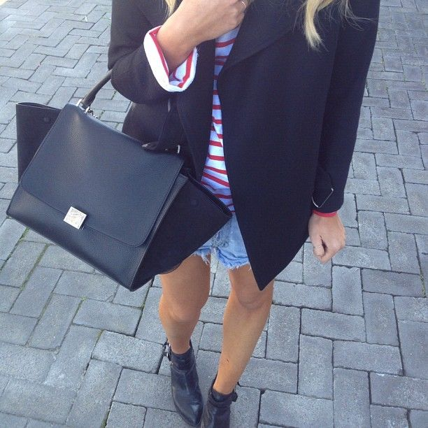 Céline phantom un black - elle Ferguson from theyallhateus