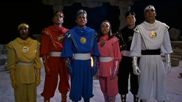MMPR Movie Ninja Rangers