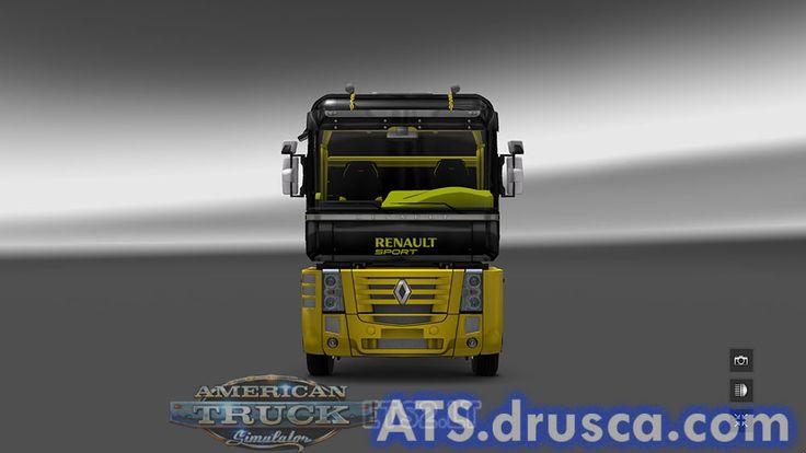 Renault Magnum edit v 2.2