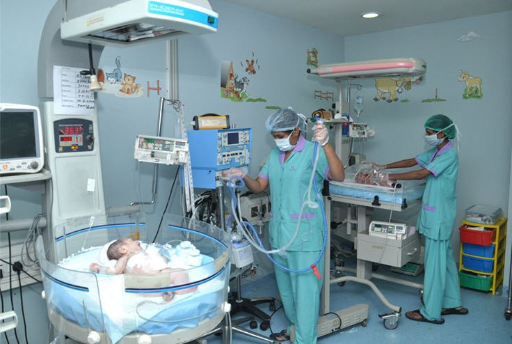 Neonatal intensive care unit nicu