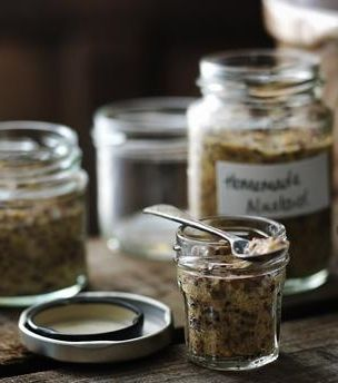 Mustard is so very easy to make and it makes a great homemade gift too...IRISH FOOD
