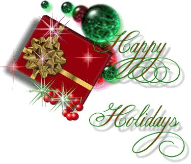 Free Animated Cards for Facebook | ... Cards, Orkut Scraps.. Animated Happy Holidays Pictures, Holiday Images