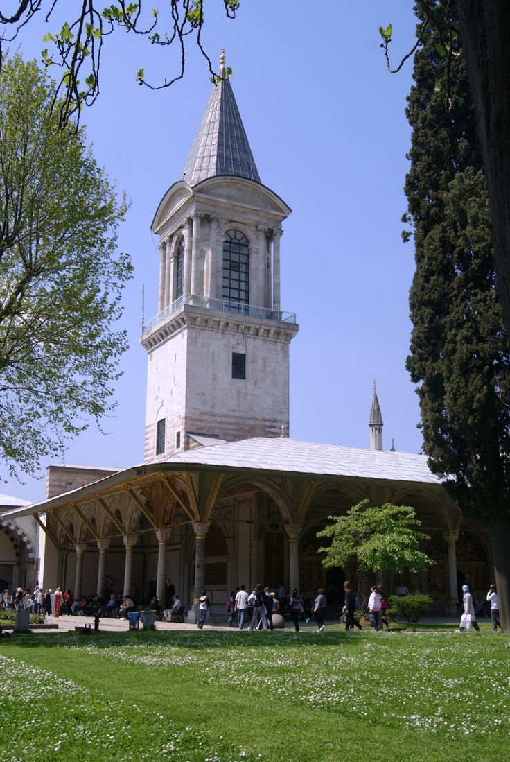 Topkapi Palace, Turkey