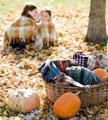 Street Scene Vintage: Emma's Autumn Picnic Tips & Tricks