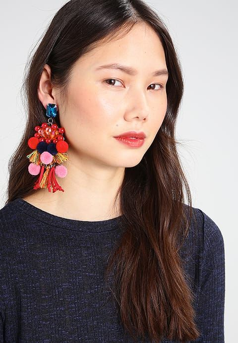 sweet deluxe HIPPIE - Earrings - multicolor for £19.99 (01/03/17) with free delivery at Zalando