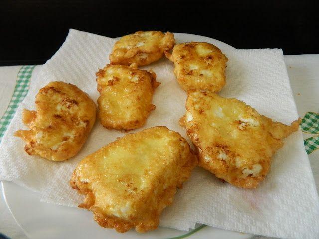 in cucina con vanna: Ricotta fritta