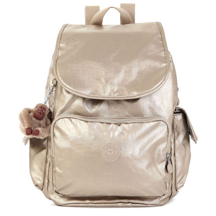 Gear up for every adventure big and small with the Kipling Ravier backpack. Perfect for the gal who wants to shine bright on campus