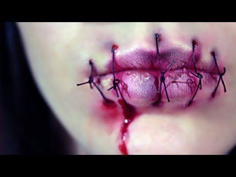 Maquillajes Increíbles para Halloween Compilación - Amazing Halloween Makeup / The best of 2017 - YouTube