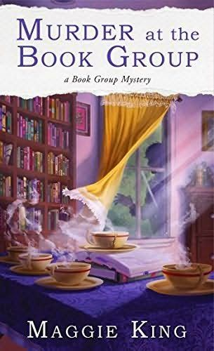 Any Good Book: Murder at the Book Group (Book Group Mystery #1)