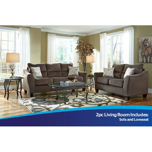 Woodhaven 2pc Central Park Sofa | Stuff To Buy | Pinterest | Central Park,  Bathroom Furniture And Remodeling Ideas