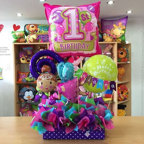 Cumpleaños #1 de Arianna ✨