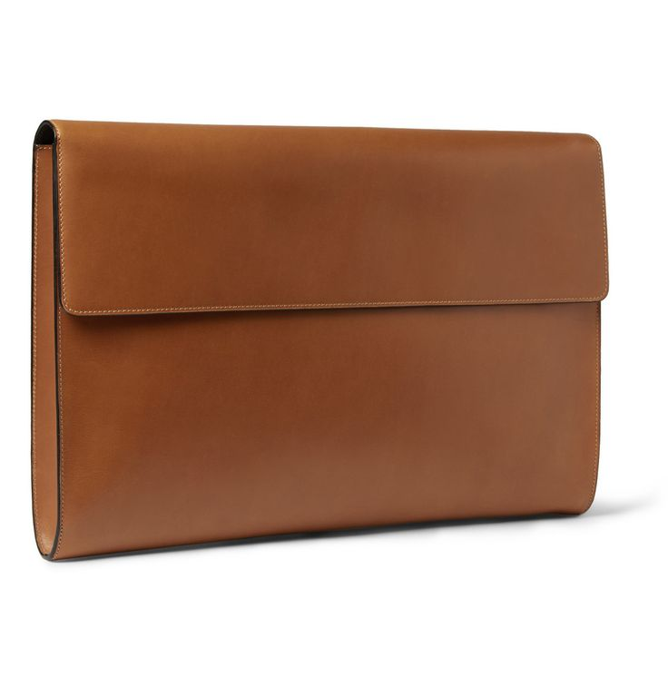 Loewe - Leather Document Holder