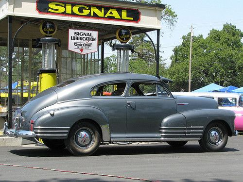 1948 Chevrolet Fleetline (Custom) '69589' 2 by Jack Snell. on Flickr.