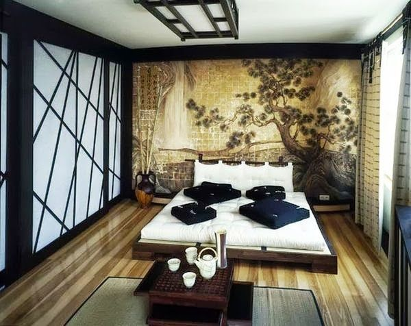 19 Best Déco - Ambiance Asiatique Images On Pinterest | Bedroom