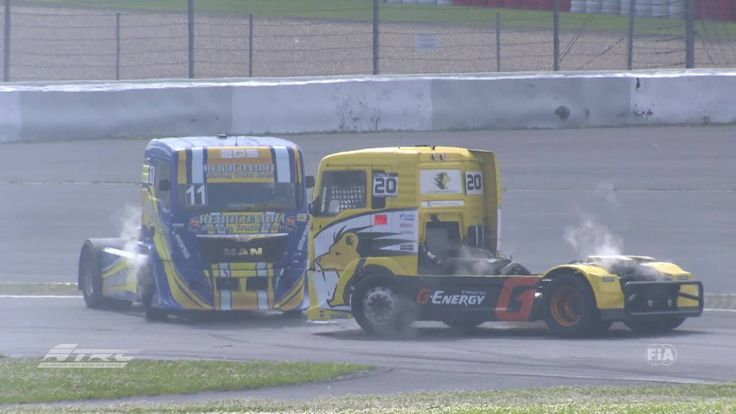 Official News Edit on the 4 races at ETRC Round 4 at Nürburgring
