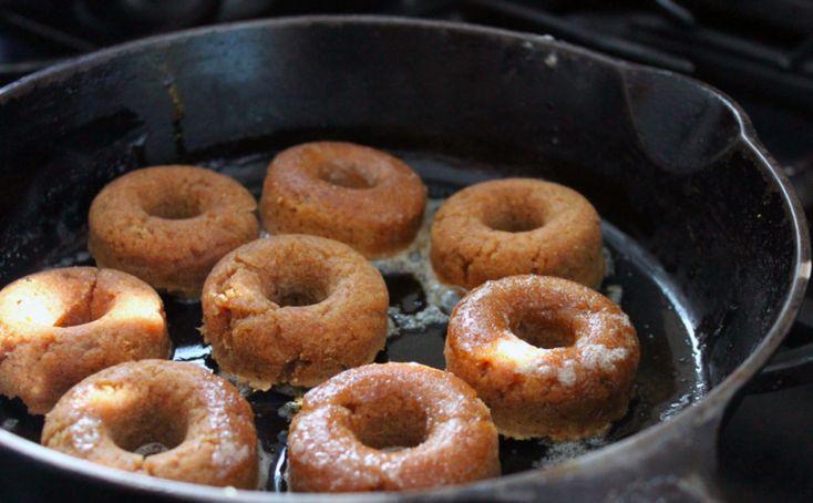 Apple Cider Donuts  Abel James