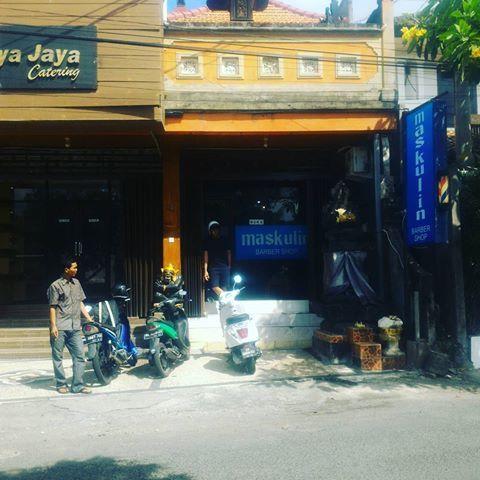 Jl tukad irawadi no 20 #maskulinbarbershop #barbers #barbershopdenpasar