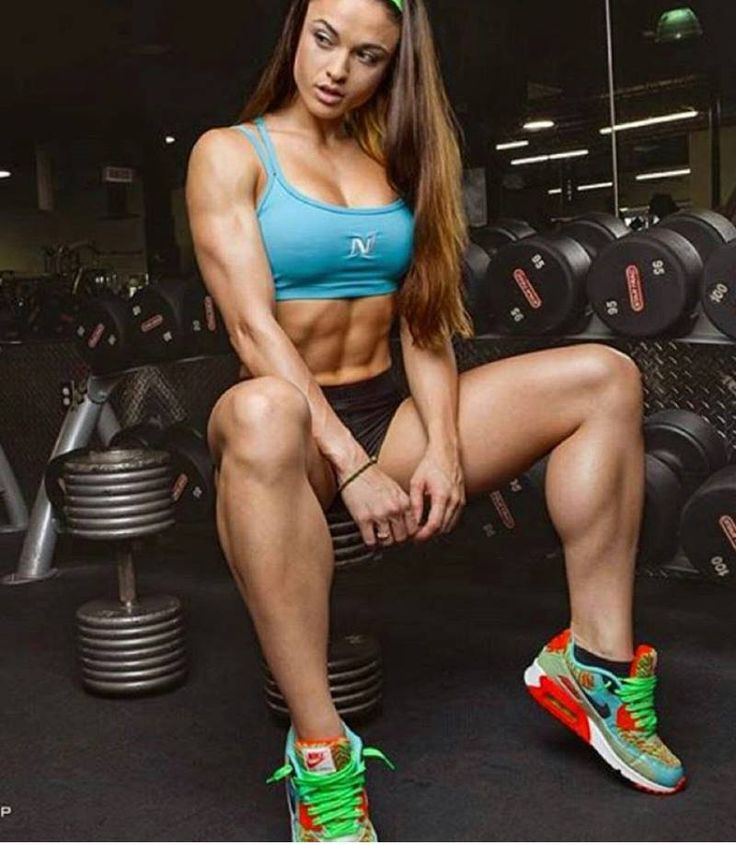 Pics of strong muscular and fitness beauties. All pics are