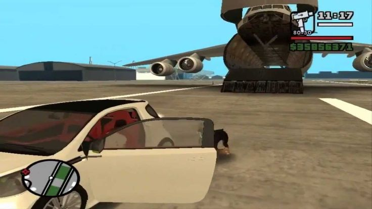 Avion de carga para el Gta San Andreas