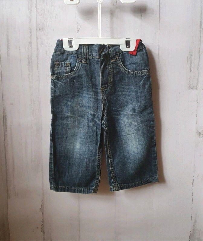 Granatowe Spodnie Jeansy 80 Dla Chlopca Mens Denim Mens Denim Short Mens Short