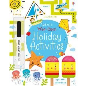 holiday activities - játszva tanulni angolul