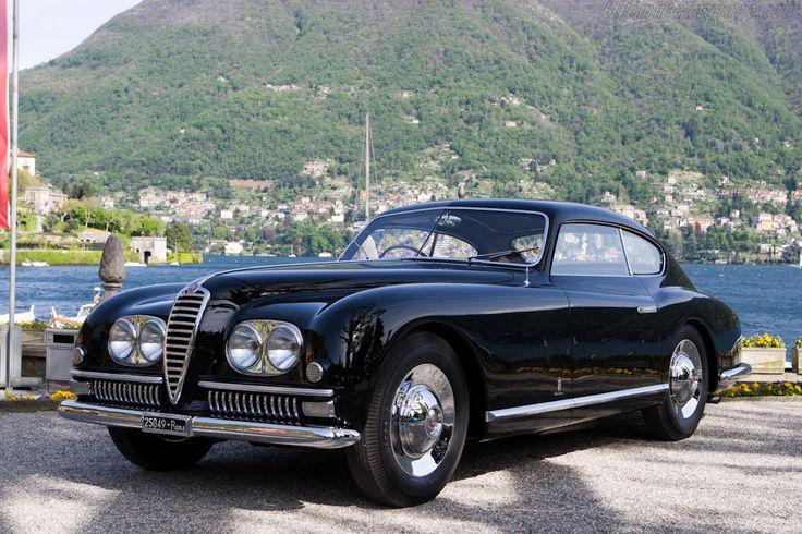 1950 Alfa Romeo 6C 2500 SS Pininfarina Coupe: 2500Ss, Pininfarina Coupe, Coupe Pininfarina, Classic Cars, Alfa Romeo, 6C 2500, Romeo 6C, 2500 Ss, Alfaromeo