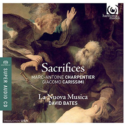 La Nuova Musica - Charpentier: Sacrifices