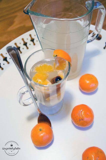 Wszędobylskie: Zimowy napój imbirowy.